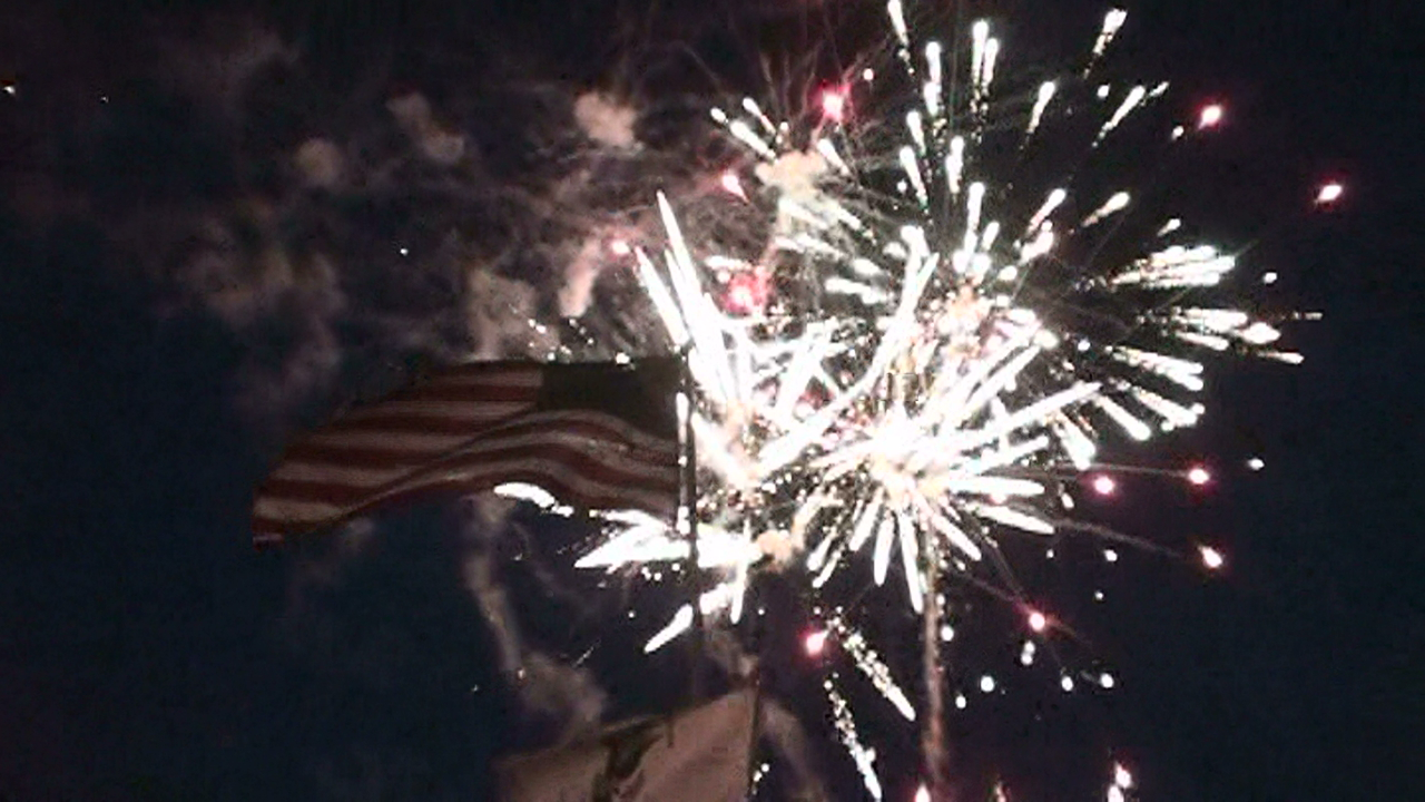 Seaside Clambake 2011 ends with a bang
