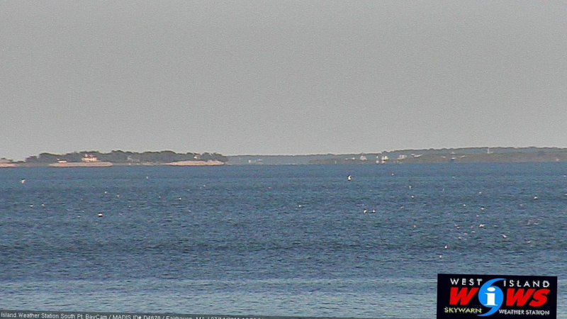 Woods Hole Passage from West Island
