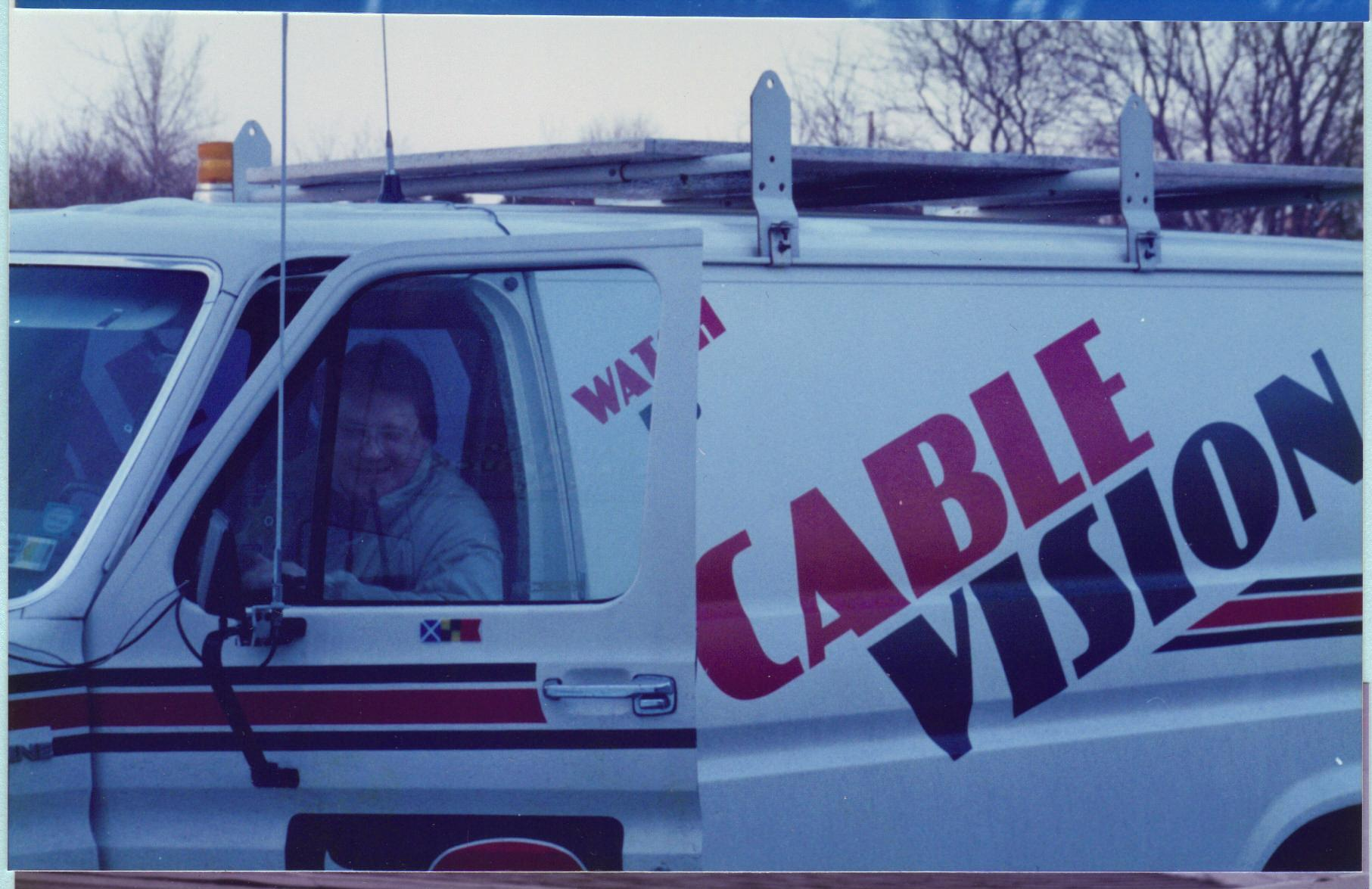 Cable 2 Studio Van